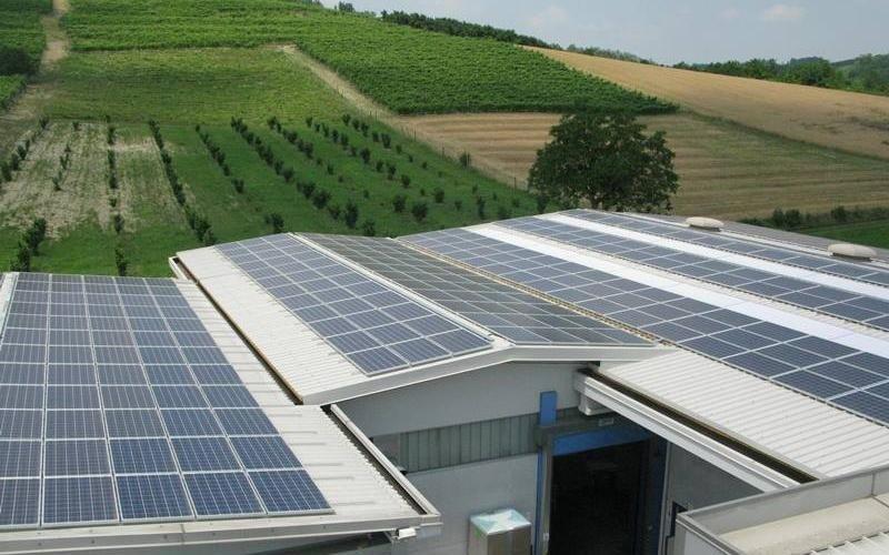 tecnici pannelli solari.