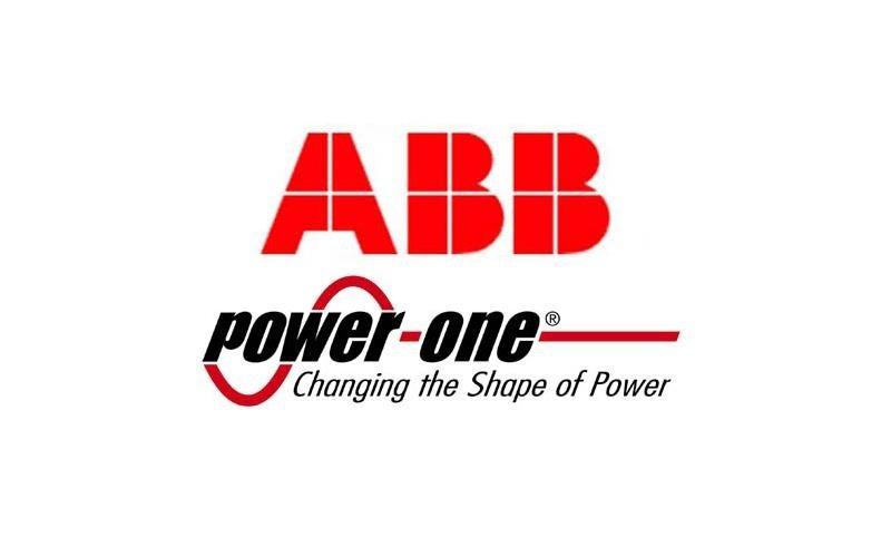 ABB/POWER-ONE