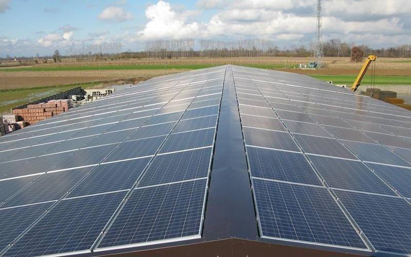 sistemazione fotovoltaico