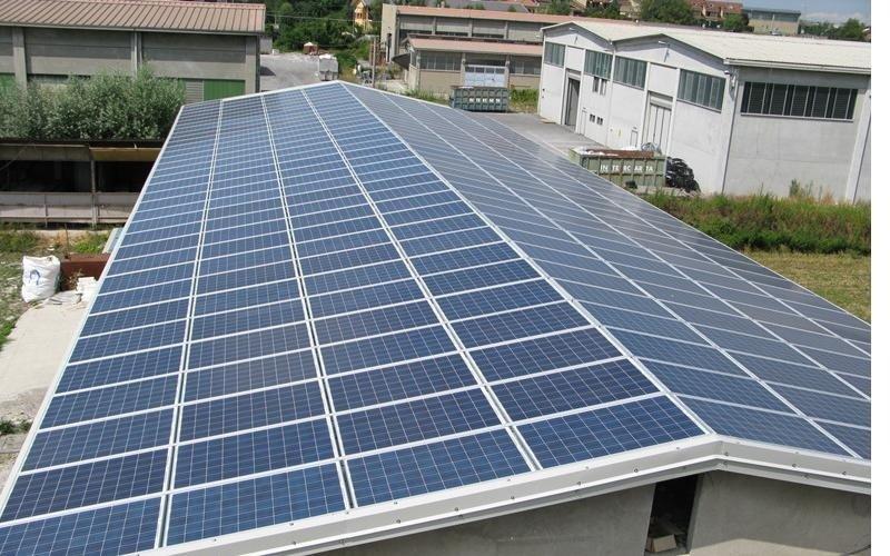 fotovoltaico palazzo