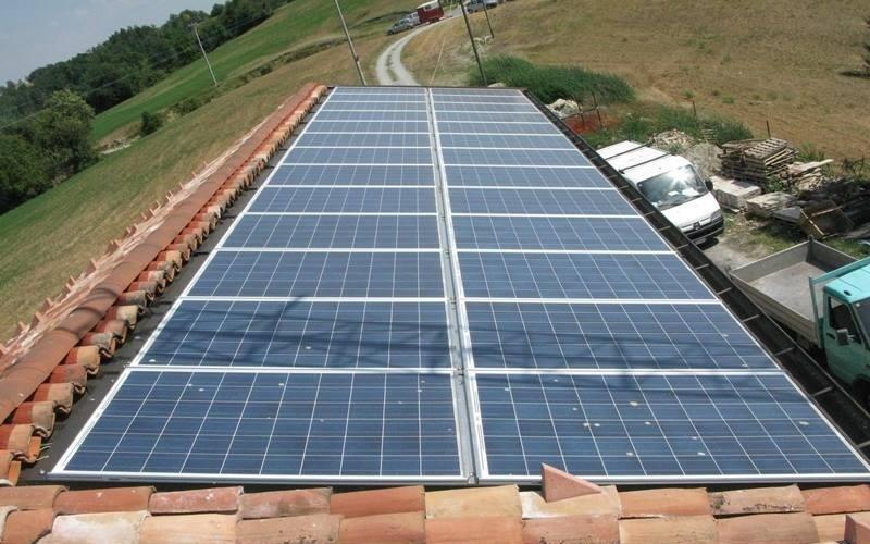 impianto energia pulita