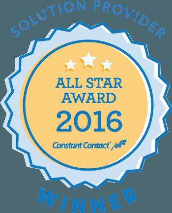 All Start Award 2016 Solution Provider