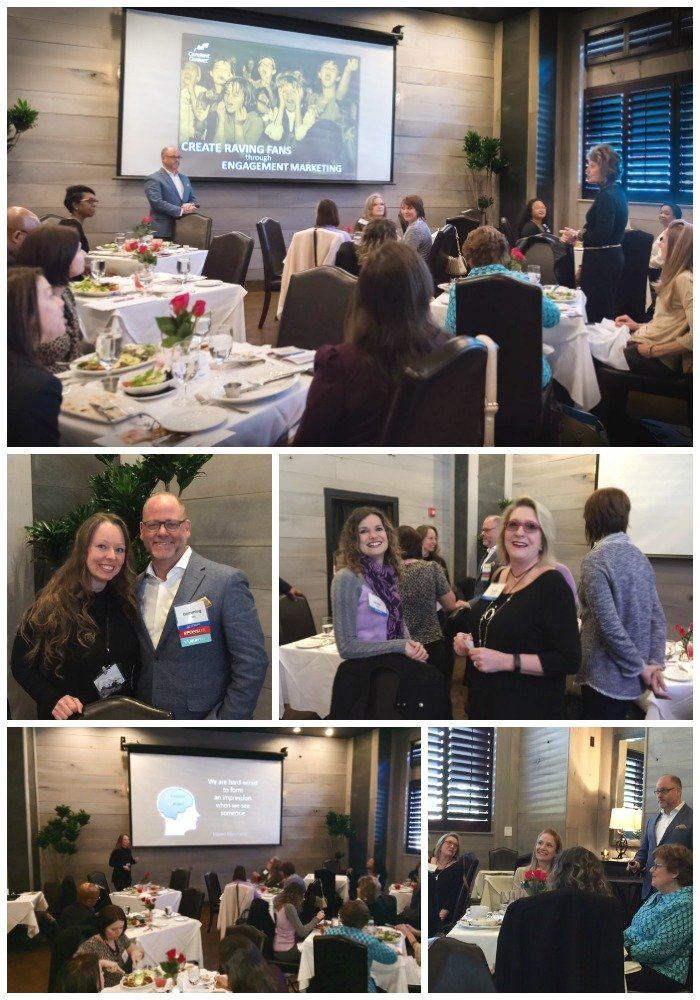 March Women and Wellness Power Luncheon