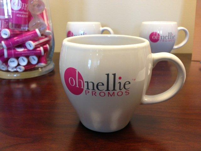 Oh Nellie Bistro Mug