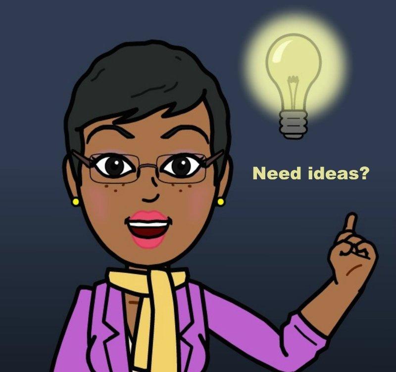 Need ideas?