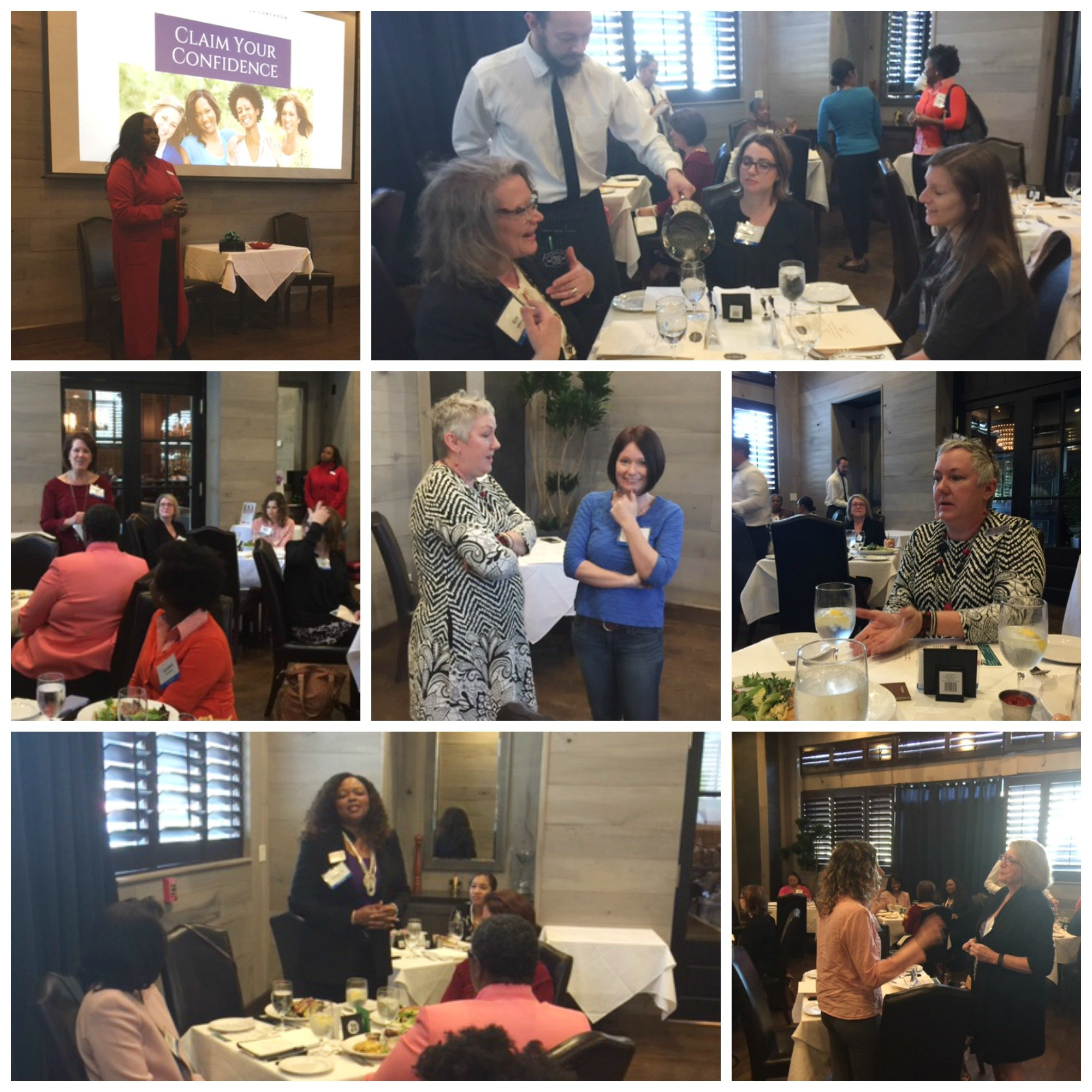 January's Women & Wellness Power Lunch