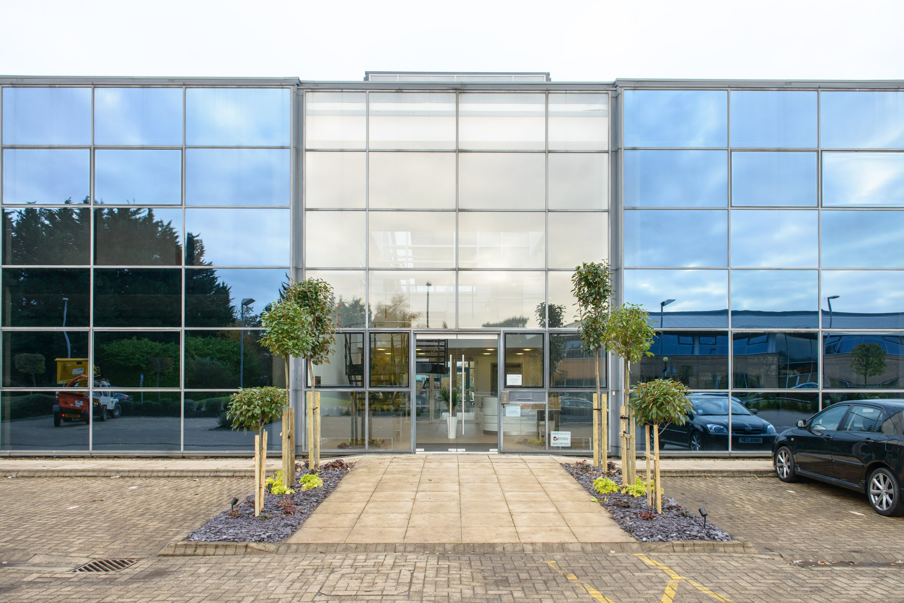 Frimley Business Park, Camberley