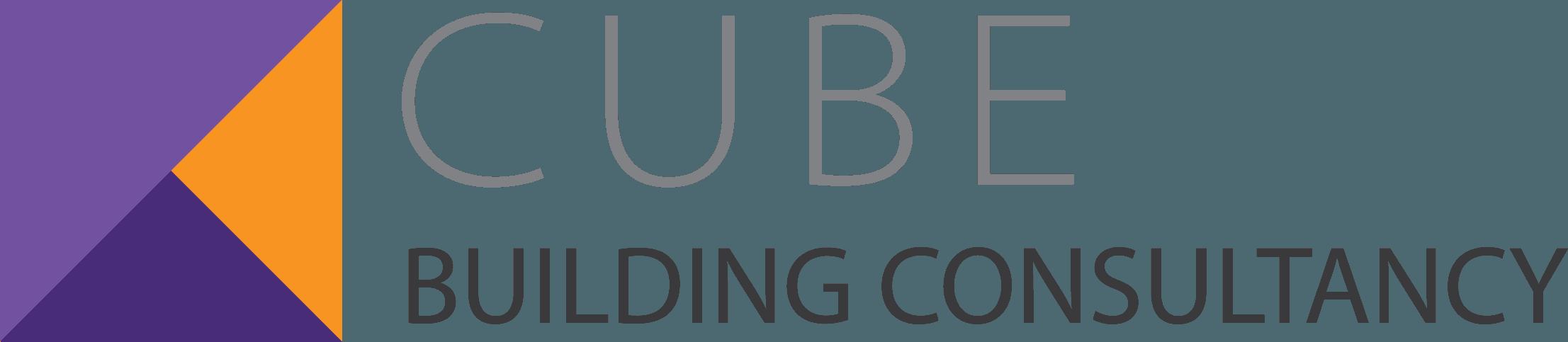 CUBE building services logo