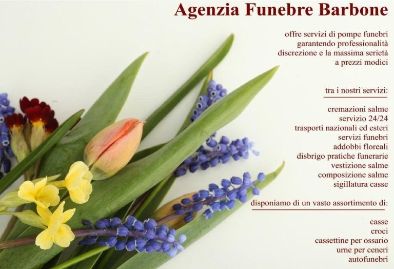 Agenzia Funebre Barbone