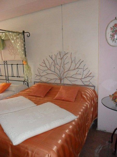 un letto