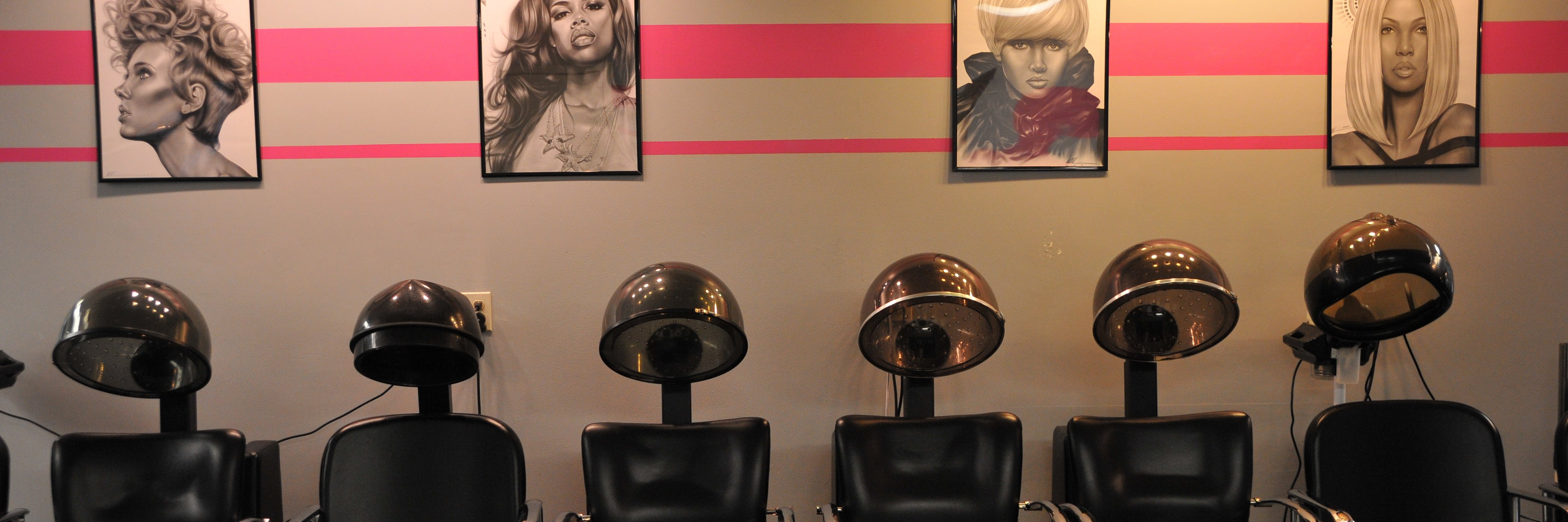 We Our Atlanta Hair Salon Offers A Full Line Of Services