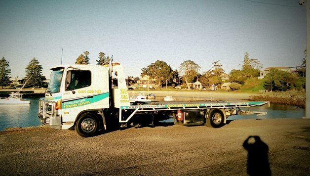 Shellharbour city towing services
