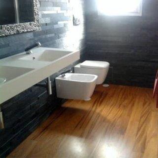 parquet da bagno