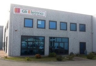 FIME, Asti, materiale elettrico, vendita all'ingrosso