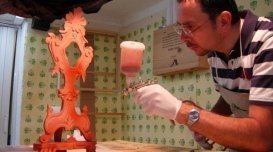 laboratorio di restauro, restauratore, restauro cornici