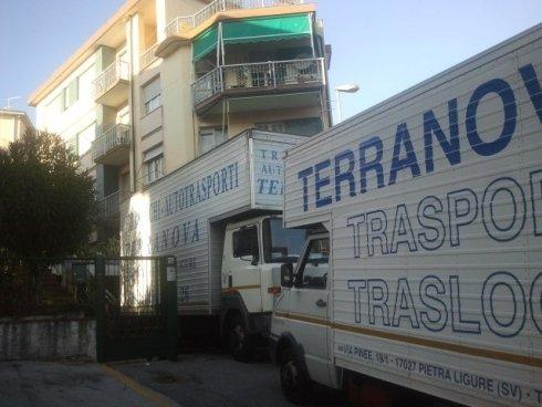 Traslochi Trasporti Terranova