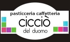 PASTICCERIA CICCIÒ DEL DUOMO - LOGO