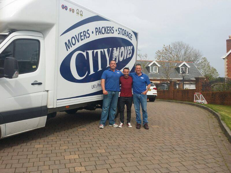 moving leon britton swansea city afc city moves removals
