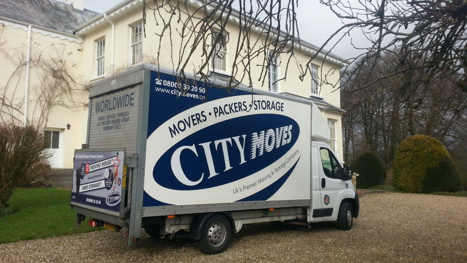 city moves removals cardiff