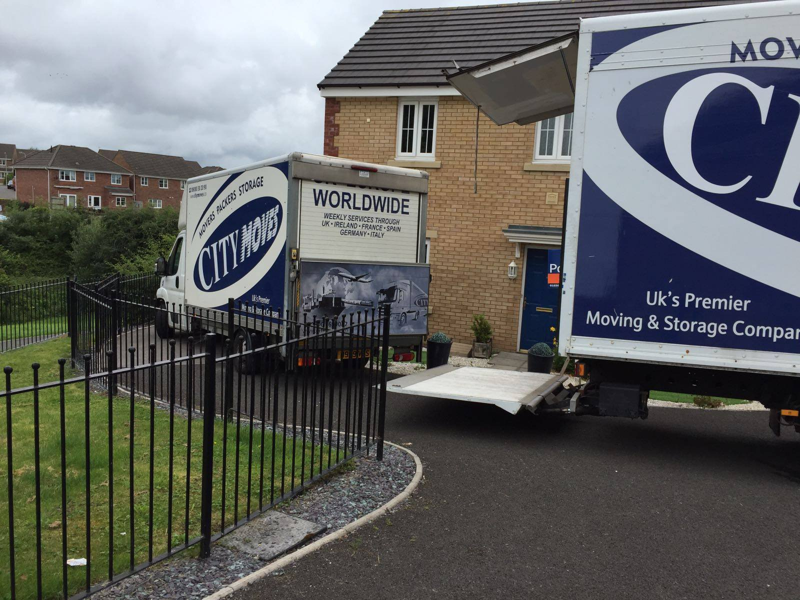 moving house free quotation