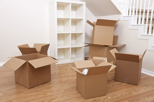 Household Storage - Declutter - Domestic Storage - Indoor Storage Facility