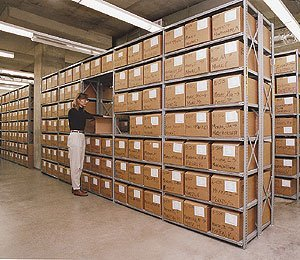 City Moves Archive Storage Facility - Business Storage - Commercial Storage