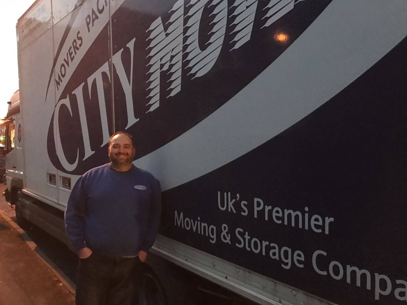 Wynne Evans moving with City Moves