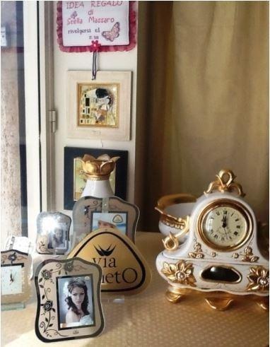 Orologi e cornici