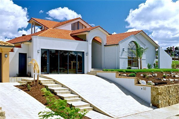 Custom Homes facade greenvale