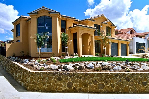 Custom Homes facade greenvale 2