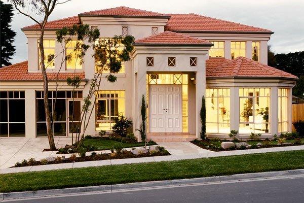 Custom Homes facade wantirna