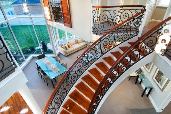 Grollo 009 staircase