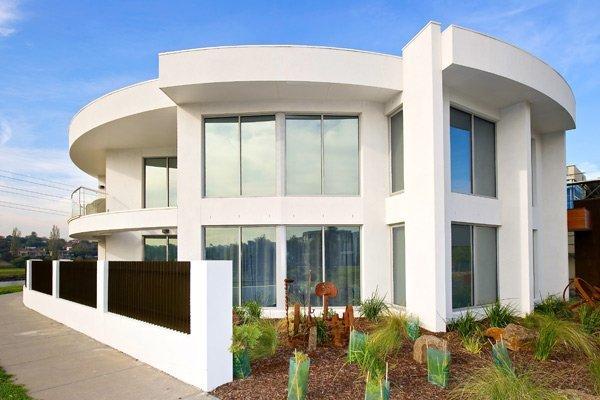Custom Homes facade maribyrnong