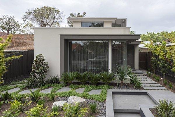 Custom Homes facade elwood
