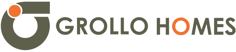 grollo homes logo