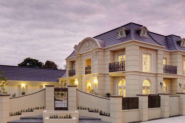 Custom Home Strathmore display home