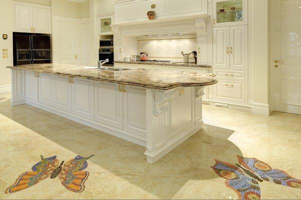 Custom Home Strathmore kitchen