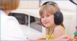 esami audiometrici bambini