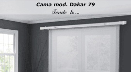 Tenda Cama Modello Dakar 79