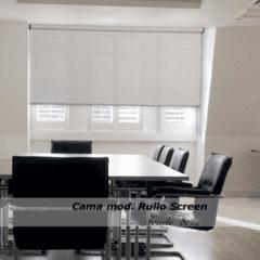 Cama modello Rullo Screen per uffici