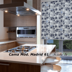 CAMA MADRID 61
