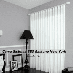 Cama Sistema Yes Bastone New York