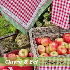 Clayre & Eef tessuti e tende