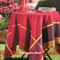tovaglia STOF Olea Rouge