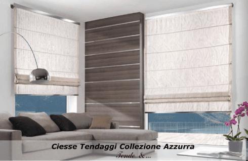 Ciesse Tendaggi-Collezione Azzurra
