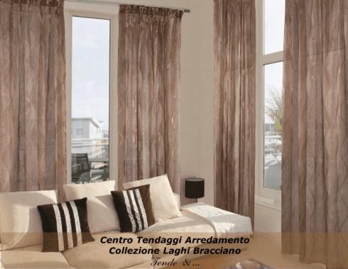 Centro tendaggi Arredamento Italian Textile: Collezione Laghi-Bracciano