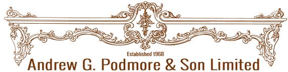 A G Podmore & Son logo