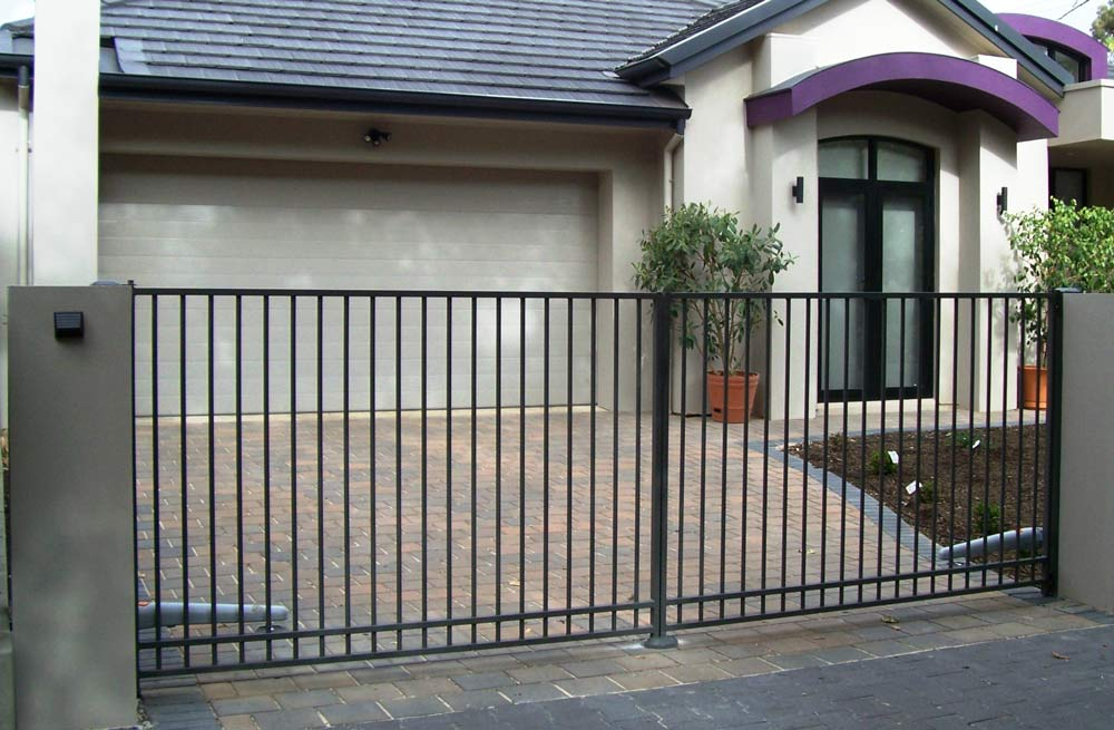 ALPHA DESIGN DOUBLE AUTO GATE