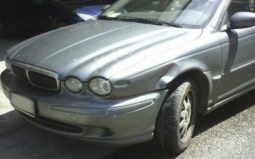 Riparazione carrozzeria Jaguar X Type
