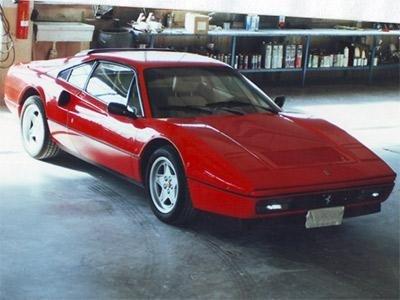 Lucidatura carrozzeria Ferrari